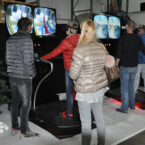 VR-Simulatur mit 5D-Effekt mieten