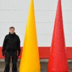 air-cones-verleih