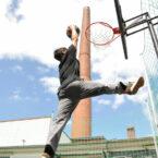 Basketball Court Event Mieten