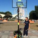 Basketball Körbe mieten