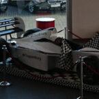 Branding am Formel 1 Simulator