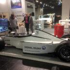 F1 Simulator mit Branding mieten