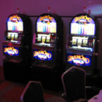 Casino Spielautomaten mieten - einarmige Banditen