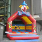 Clownhuepfburg Mieten