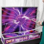 Geschicklichkeitsspiel 'Heißer Draht' mieten