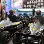 Formel Fun Simulator mieten