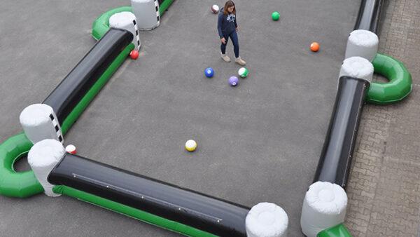 Poolball mieten
