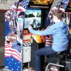 Harley Simulator mieten