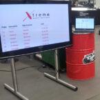 Highscore Tv Bildschirm für Wettkaempfe mieten