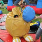 Kangaroo Bouncy Boxing Mieten