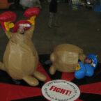 Kangaroo Boxing Ringer Kostüme Verleih