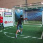 Kick Point Fußball Tor mieten