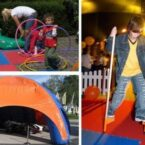 Kinderzelt Spiele - Event Verleih