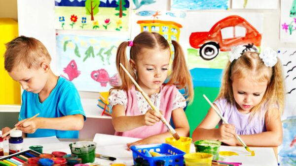 Malen für Kinder auf Events Verleih