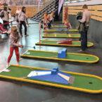 Minigolfbahnen für Events mieten