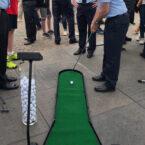 Golfplatz Putting Challenge mieten