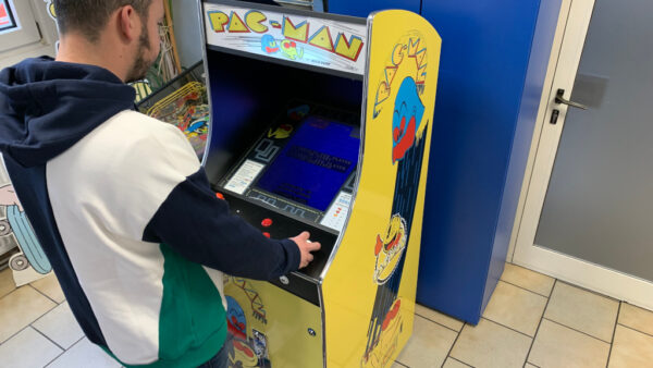 Pac Man Spiel Mieten