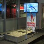 Skiflug Simulator mieten