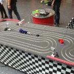 Mini Slotcarbahn leihen