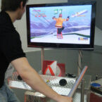 Snowboard Simulator Verleih Service