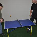 Tischtennis in Miniatur mieten