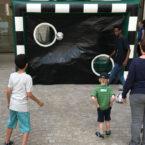 Inflatable-Torwand-mieten