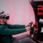 VR-Rennsimulator-mieten