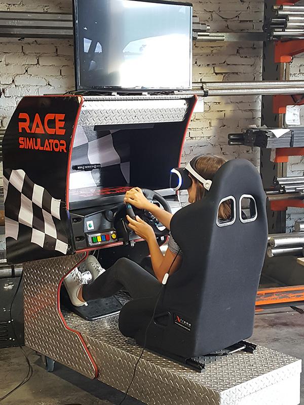 VR-Simulator mieten