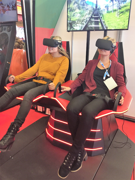 Virtual Reality Simulator mieten