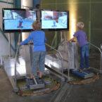 2 ski simulatoren mieten