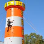 Kletter-Leuchtturm mieten