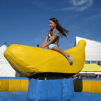 Banana Bull Riding mieten