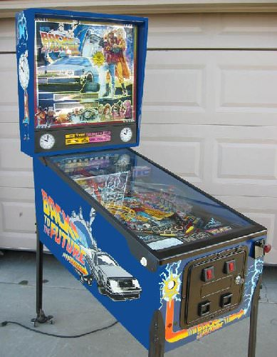 pinball machine rentals