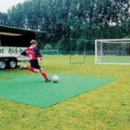 Kick-Point Fussballtor mieten