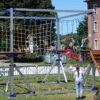 Kinderhochseilgarten mieten