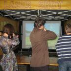 Laser Shot Schießstand für Events und Veranstaltungen mieten