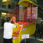 Pop Shot Basketball Anlage