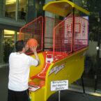 Pop Shot Basketball Anlage