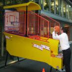 Pop Shot Basketball Wurfanlage mieten