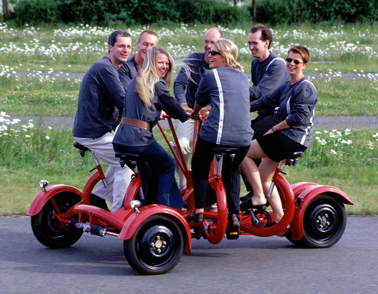Team Bike mieten
