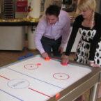 Air Hockey Tisch Mieten