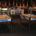 Air Hockey Tische Vermietung