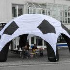 Air Pavillon Soccer mieten