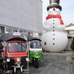 Riesen-Schneemann-mieten