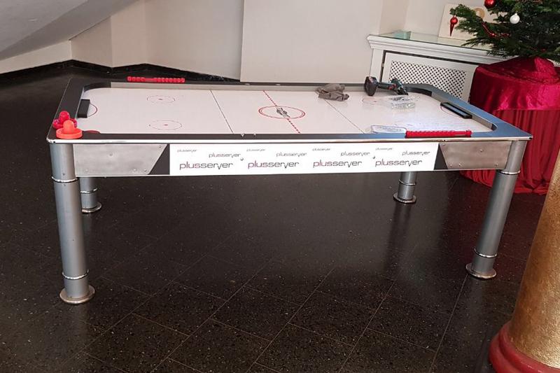 Airhockeytisch mieten