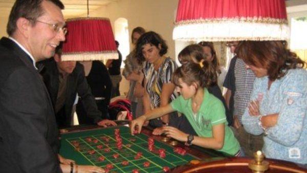 Roulette Casino mieten