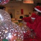 Ballonverpackung Gefuellte Luftballons
