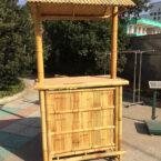 Bambus Stand mieten