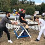 Baumsägen Wettbewerb mieten
