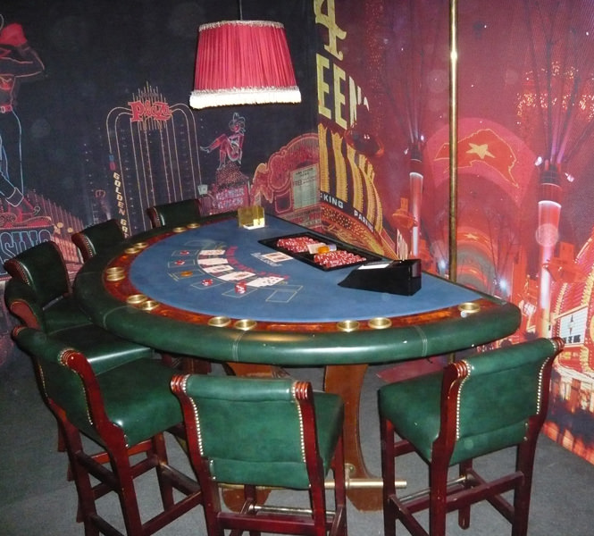 Cheap used craps tables